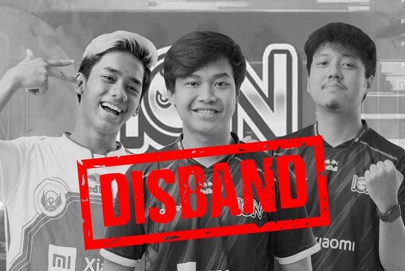 ION Esports Disband ! Kemanakah Tujuan Selanjutnya Para